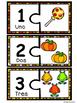 Rompecabezas de números -Halloween Edition