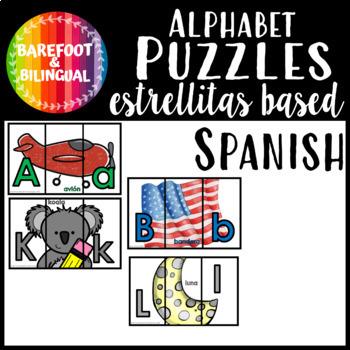 Rompecabezas del abecedario