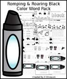 Romping & Roaring Color Black Pack