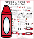 Romping & Roaring Color Red Pack