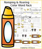 Romping & Roaring Color Yellow Pack