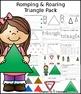 Romping & Roaring Shape Pack Bundle
