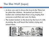 Romulus and Remus Activities