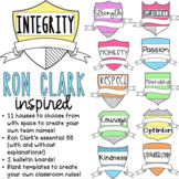 Ron Clark Essential 55 and Houses