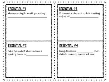 Ron Clark's Essential 55 Classroom Companion: Posters, Parent Letter, Mini Book