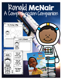 "Ron McNair ""Ron's Big Mission"" Space History Comprehension Companion"