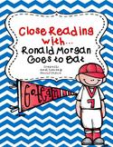 Ronald Morgan Goes to Bat 2nd Grade Reading Street Close Read Unit