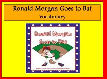 Ronald Morgan Goes to Bat - Flipchart