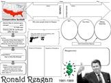 Ronald Reagan & George HW Bush Graphic Organizer