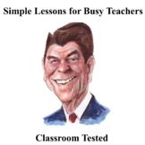 Ronald Reagan (PowerPoint)