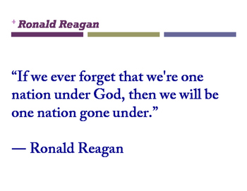 Ronald Reagan Quotes (posters)