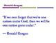 Ronald Reagan Quotes (posters)
