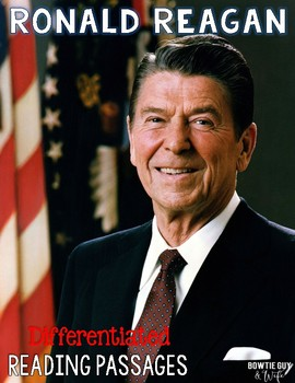 Ronald Reagan Reading Passages Leveled Texts