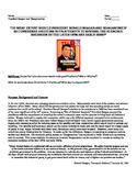Ronald Reagan: Was Raegonamics Successful? DBQ, Movie Guide, research, & more