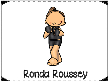 Ronda Roussey