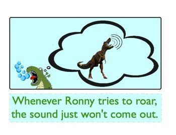 Ronny Roars Rainbows