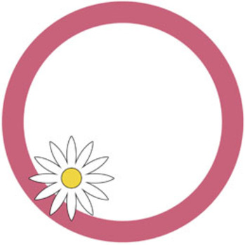 Room Decoration: Pink, Yellow, and Blue with Daisies