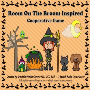 Room On The Broom Cooperative Game