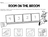 Room On The Broom Sequence