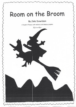 Reader's Theater for 'Room On The Broom' by Julia Donaldson