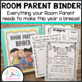 Room Parent ~ Room Mom Binder  Editable!