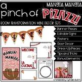 Italian Restaurant Pizza Decor