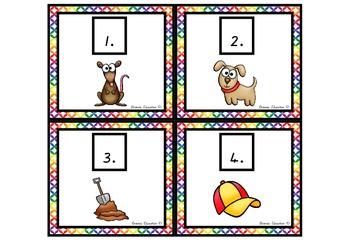 Write the Room - CVC Set 1