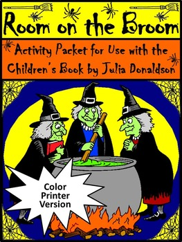 Room on the Broom Activities Packet