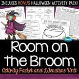 Room on the Broom Activities & Book Companion