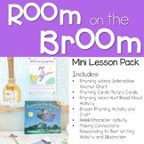Room on the Broom Activities Mini Unit