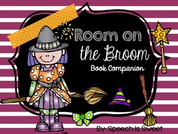 Room on the Broom: Book Companion