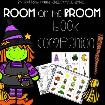Room on the Broom Book Companion