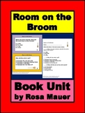 Room on the Broom Book Unit