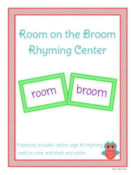 Room on the Broom Center