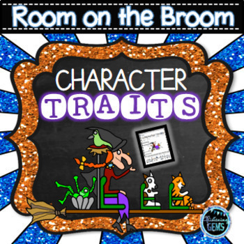 Room on the Broom Character Traits Bundle
