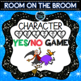 Room on the Broom - Character Traits Game