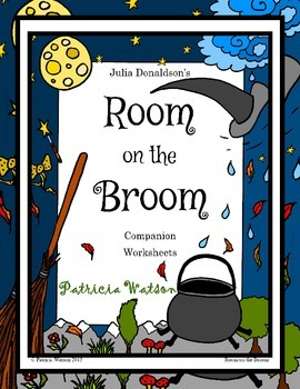 Room on the Broom Companion Worksheets