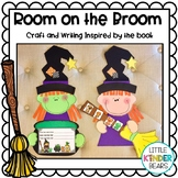 Room on the Broom Craft: Halloween Crafts: October Crafts: Fall Crafts