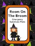 Room on the Broom Emergency Substitute Plans
