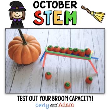 Room on the Broom Halloween READ ALOUD STEM™ Activity