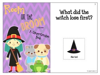 Room on the Broom: Interactive Comprehension Book
