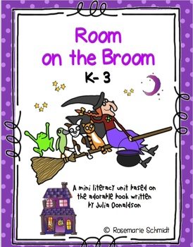 Room on the Broom K-3