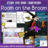 Room on the Broom Lesson Plan and Book Companion