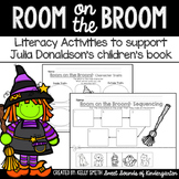 Room on the Broom! Literacy Activities