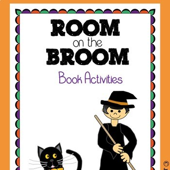 Room on the Broom Literacy Companion