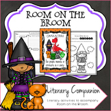 Room on the Broom Inspired Literary Companion