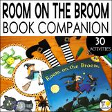 Room on the Broom | Halloween Book Companion | Activities