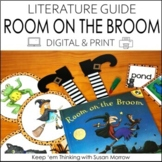 Room on the Broom Book Guide and Activities Digital and Pr