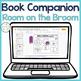 Speech Language and Literacy Room on the Broom QUICK PREP Book Companion