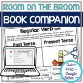 Room on the Broom Speech Therapy No Prep & Google Slides(TM) Book Companion